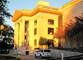 Johnston County Courthouse